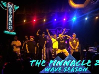 The Pinnacle 2 :Wave Season