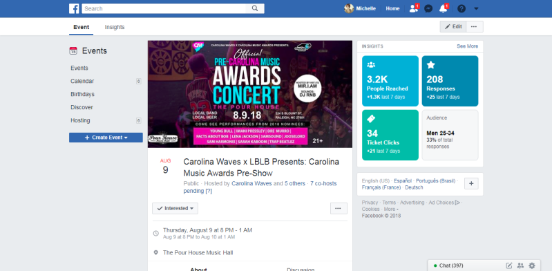 (1) Carolina Waves x LBLB Presents_ Carolina Music Awards Pre-Show.clipular